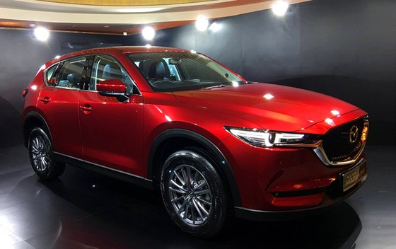 Mazda CX-5 the he moi co gia ban tu 105.000 USD o Singapore hinh anh 3