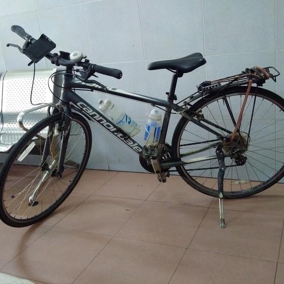 Bắt trộm, thu hồi xe đạp của nữ du khách Rita Rasimaite