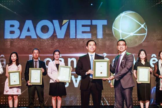 Bảo Việt dẫn đầu cuộc bình chọn  Báo cáo thường niên 2017 ảnh 1