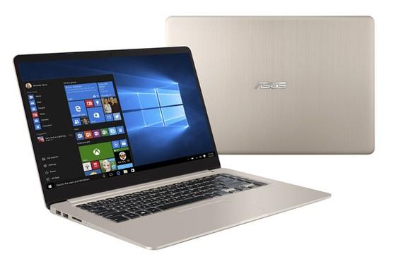 5 mau laptop vien man hinh mong tu Asus hinh anh 1