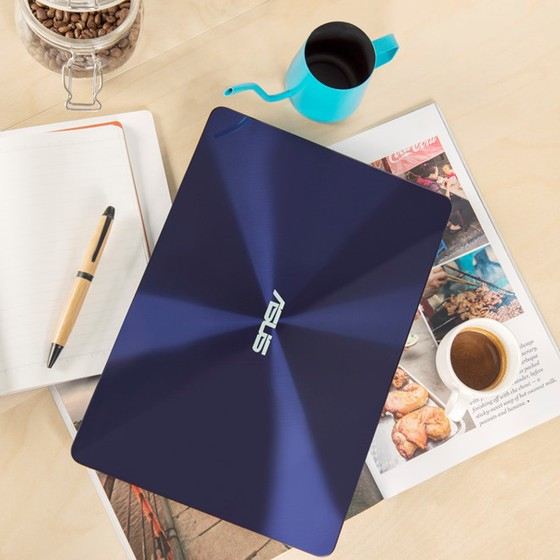 5 mau laptop vien man hinh mong tu Asus hinh anh 2