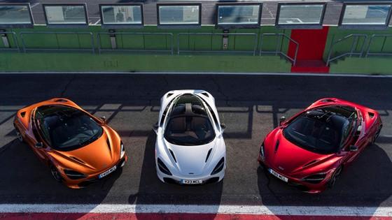 Sieu xe McLaren P15 se duoc ban vao nam 2019 hinh anh 2