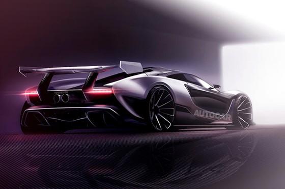 Sieu xe McLaren P15 se duoc ban vao nam 2019 hinh anh 3