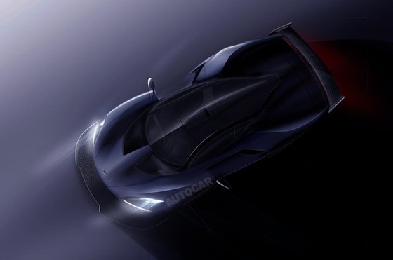 Sieu xe McLaren P15 se duoc ban vao nam 2019 hinh anh 1