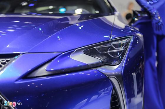 Lexus LC 500h: Coupe hang sang cho dai gia Viet hinh anh 4