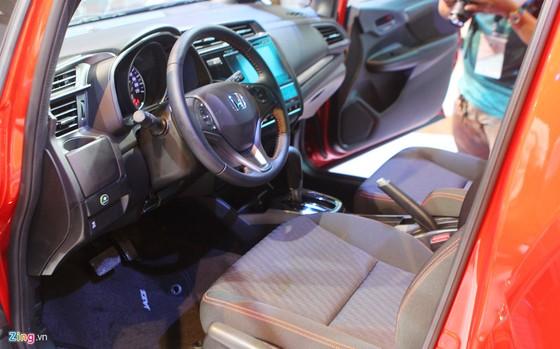 Honda Jazz - doi thu cua Toyota Yaris ra mat o Viet Nam hinh anh 9