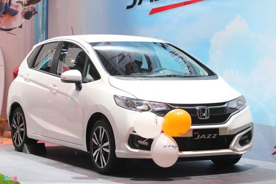 Honda Jazz - doi thu cua Toyota Yaris ra mat o Viet Nam hinh anh 2
