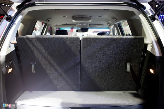 Chevrolet Trailblazer - doi thu Toyota Fortuner ra mat o Viet Nam hinh anh 13