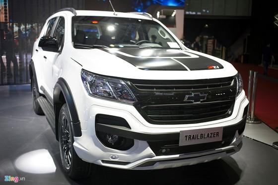 Chevrolet Trailblazer - doi thu Toyota Fortuner ra mat o Viet Nam hinh anh 2