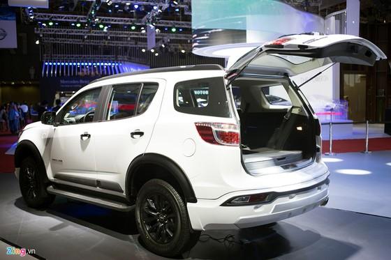 Chevrolet Trailblazer - doi thu Toyota Fortuner ra mat o Viet Nam hinh anh 4