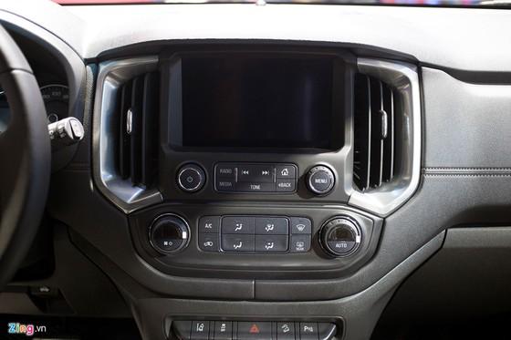 Chevrolet Trailblazer - doi thu Toyota Fortuner ra mat o Viet Nam hinh anh 10