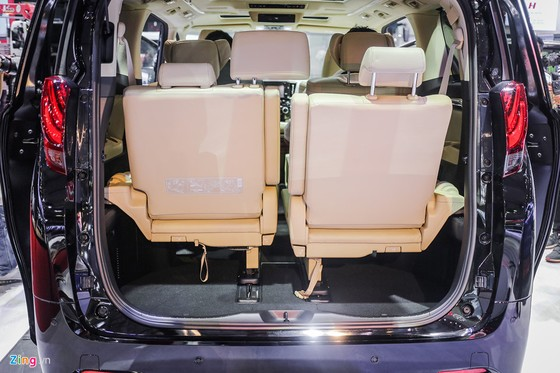 'Chuyen co mat dat' Toyota Alphard gia hon 3,5 ty dong tai VN hinh anh 15