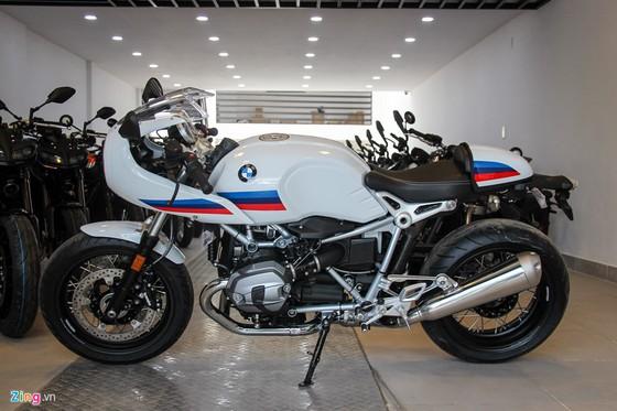 BMW R nineT Racer dau tien ve Viet Nam hinh anh 1
