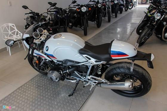 BMW R nineT Racer dau tien ve Viet Nam hinh anh 10