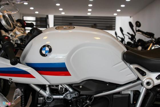 BMW R nineT Racer dau tien ve Viet Nam hinh anh 6