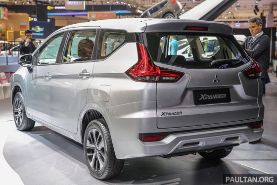 Mitsubishi ra mat xe gia dinh 7 cho Xpander hinh anh 2