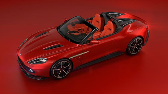Aston Martin bo sung 2 phien ban Vanquish Zagato moi hinh anh 2