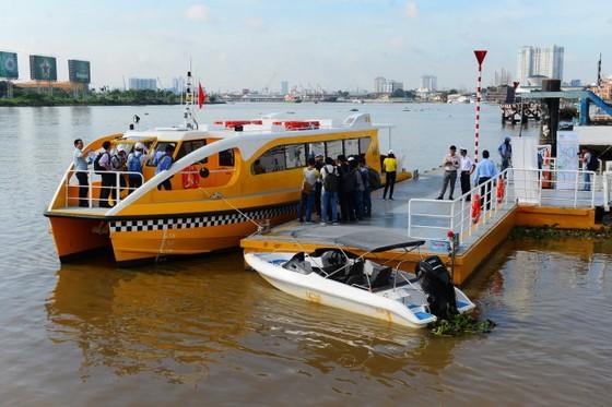TP.HCM có tàu buýt đường sông sau 6 năm chuẩn bị