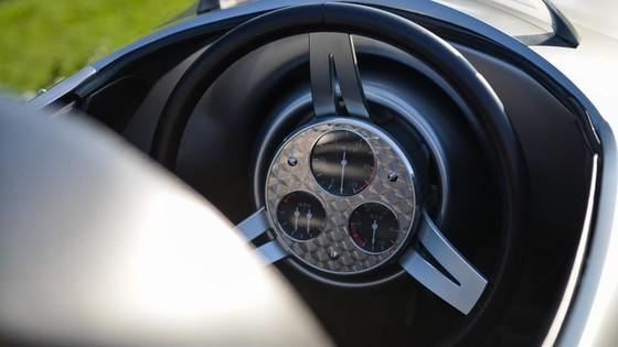 Ngắm xe tân cổ giao duyên Infiniti Prototype 9 bằng xương, bằng thịt - Ảnh 6.