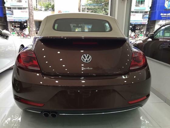 Con bọ Volkswagen Beetle Convertible 2017 cập bến Việt Nam - Ảnh 3.