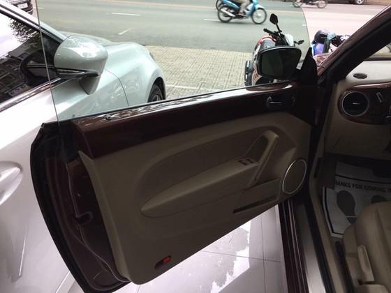 Con bọ Volkswagen Beetle Convertible 2017 cập bến Việt Nam - Ảnh 10.