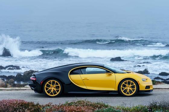 Bugatti Chiron dau tien den tay dai gia My hinh anh 2