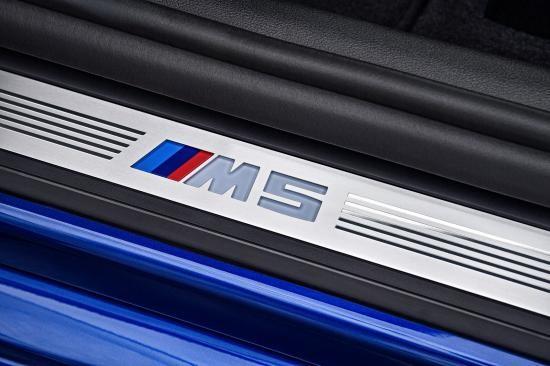 BMW trình làng sedan hiệu suất cao M5 2018 ảnh 29
