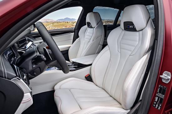 BMW trình làng sedan hiệu suất cao M5 2018 ảnh 44