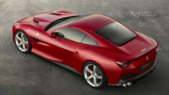 Ferrari Portofino - siêu xe mui trần thay thế California T - bất ngờ được tung ra - Ảnh 4.