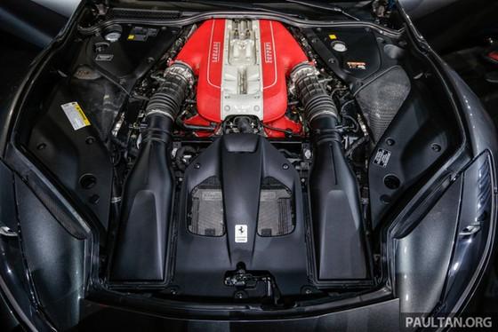Siêu xe Ferrari 812 Superfast chính thức trình làng tại Đông Nam Á với giá chưa thuế 8,38 tỷ Đồng - Ảnh 4.