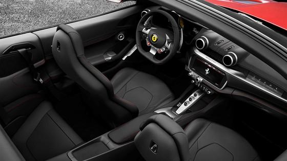 Portofino - sieu xe cho nguoi nhap mon the gioi Ferrari hinh anh 6