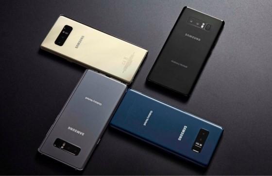Galaxy Note8 đã chính thức được ra mắt ảnh 1
