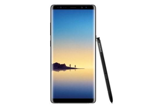 Galaxy Note8 đã chính thức được ra mắt ảnh 2
