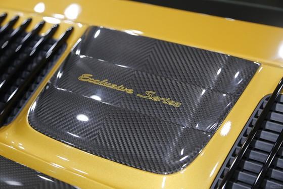 Porsche 911 Turbo S Exclusive Series có giá chỉ hợp với nhà giàu tại đất nước tỷ dân - Ảnh 3.