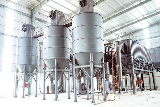 Khánh thành nhà máy sản xuất bột đá CaCO3 siêu mịn ảnh 1
