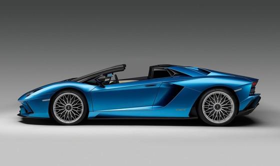 Lamborghini Aventador S Roadster - tuyet pham mui tran hinh anh 2