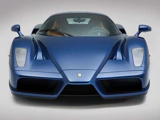 Hàng hiếm Ferrari Enzo với màu sơn cực độc được bán với giá 53,6 tỷ Đồng - Ảnh 1.