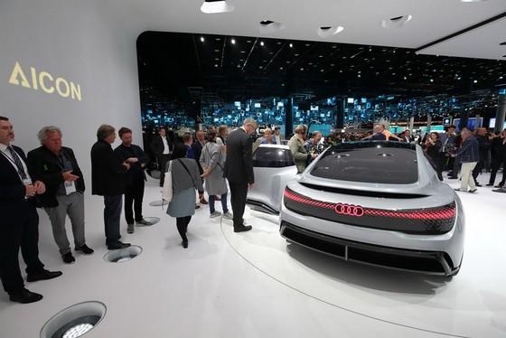 Audi gioi thieu Aicon - xe tu lai cap do 4 hinh anh 7