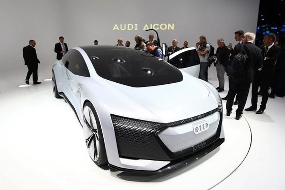 Audi gioi thieu Aicon - xe tu lai cap do 4 hinh anh 4