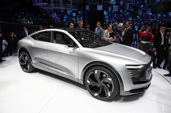 Audi gioi thieu Aicon - xe tu lai cap do 4 hinh anh 8