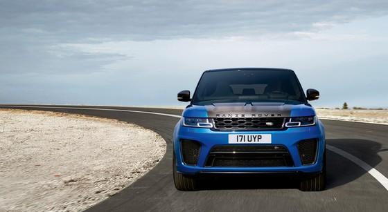 SUV hạng sang Range Rover Sport 2018 trình làng với trang bị tốt hơn - Ảnh 8.