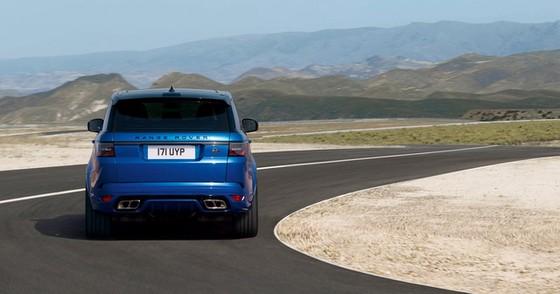 SUV hạng sang Range Rover Sport 2018 trình làng với trang bị tốt hơn - Ảnh 11.