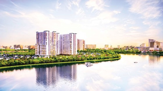 Điểm danh các căn hộ đang ưu đãi lớn trong tháng 10-2017 ảnh 1