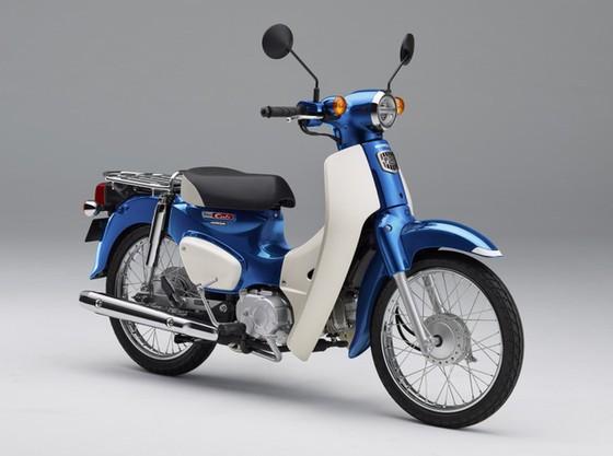 Honda Super Cub 2018 trình làng với đèn pha LED, giá từ 46,5 triệu Đồng - Ảnh 8.
