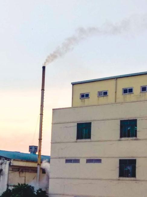 Chung cư Tecco Green Nest: Hứng trọn ô nhiễm các nhà máy xung quanh ảnh 1