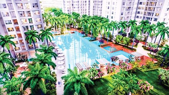 """Văn phòng """"resort"""" hiếm có, khó kiếm tại Nam Sài Gòn ảnh 2"""