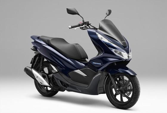 Bộ đôi Honda PCX Hybrid và PCX Electric được vén màn, sẽ bán vào năm sau - Ảnh 6.