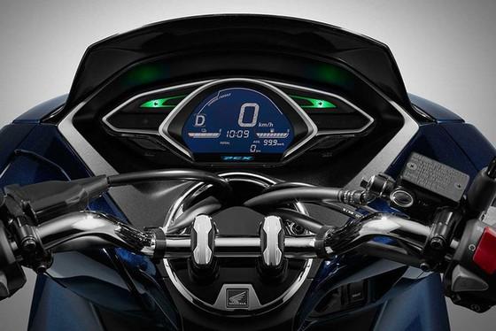 Bộ đôi Honda PCX Hybrid và PCX Electric được vén màn, sẽ bán vào năm sau - Ảnh 11.