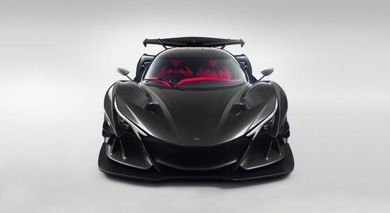 Apollo Intensa Emozione - Siêu xe triệu đô mới của người Đức - Ảnh 7.