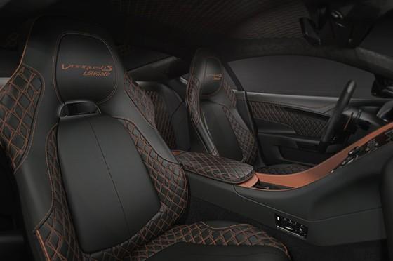 """Aston Martin Vanquish S """"tạm biệt"""" bằng phiên bản đặc biệt - Ảnh 1."""